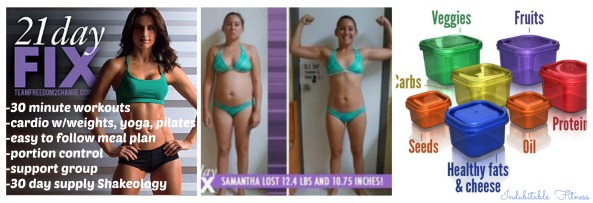 21 day fix fb post