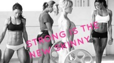 strong is skinny